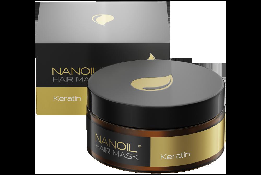 5 powodów, dla których powinnaś sięgnąć po maskę z keratyną Nanoil